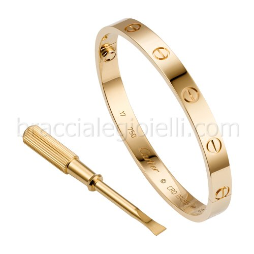 Classic cartier love bracelet replica in pink gold B6035616 - Click Image to Close