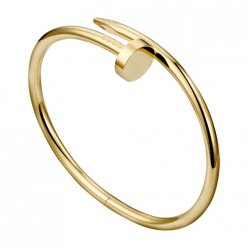 replica Cartier Juste un Clou bracelet in yellow gold B6037815